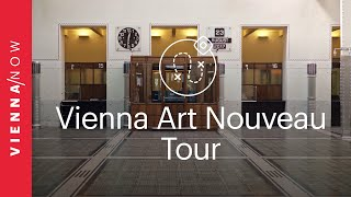 Vienna Art Nouveau - VIENNA/NOW Tours