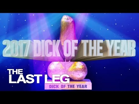 Dick Of the Year Nominations 2017 - The Last Leg