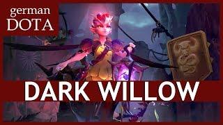 Dota 2 7.07 Dark Willow Mid - Let