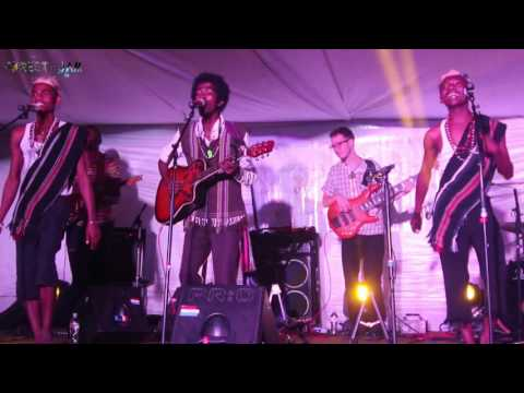 Sa Roy & The Forest Jam Band in Harare Zimbabwe