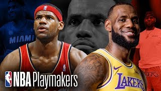 LeBron James — Journey to the Lakers | Maxamillion711