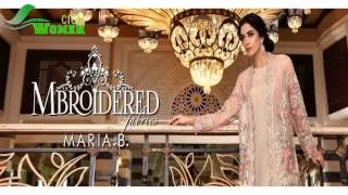 Maria B Embroidered Eid Collection 2016 With Price