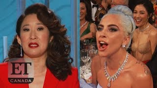 Lady Gaga Joked About At Golden Globes