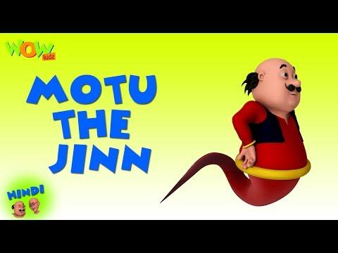 Motu The Jinn- Motu Patlu in Hindi - 3D Animation Cartoon -As on Nickelodeon thumbnail