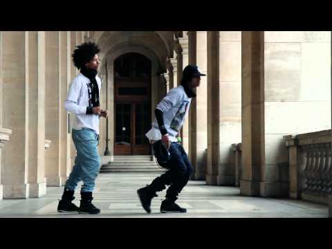 Ca Blaze & Lil' Beast (Les Twins) New Style Tutorial Part 4/4 | NEW STYLE HIP HOP in Paris