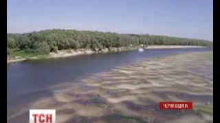 Річка Десна цього року встановила свій новий антирекорд обміління(UA - Річка Десна цього року встановила свій новий антирекорд обміління. У Чернігові рівень води на цілий..., 2015-09-08T14:47:31.000Z)