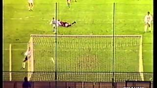 Marco Van Basten  REAL MADRID VS MILAN 1989  Amazing goal
