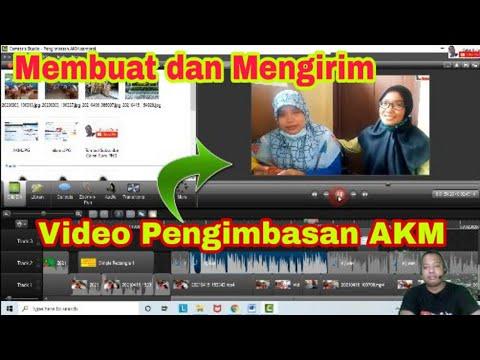 Cara Membuat Video Pengimbasan AKM Guru Belajar Dan Upload Ke SIM E Learning Guru Belajar Seri AKM
