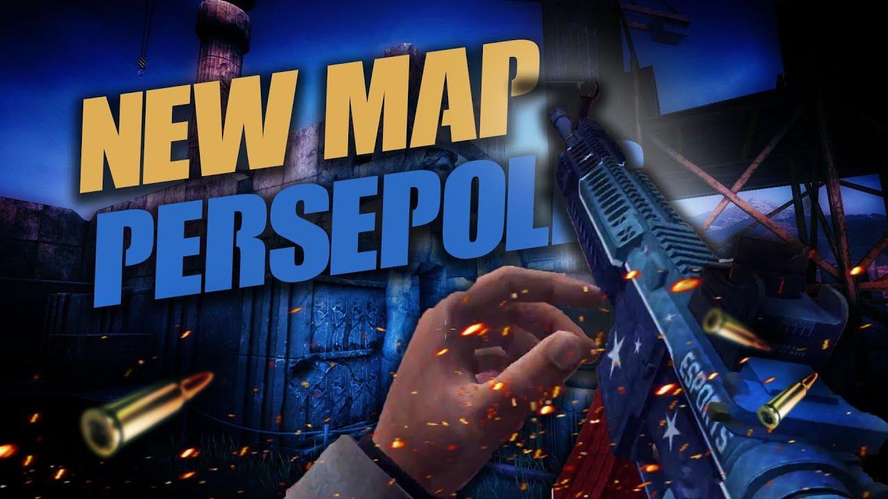 Zula New Map Persepolis Gameplay Vinsouz Youtube