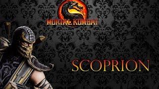 Mortal Combat Все и Вся - Scorpion #1