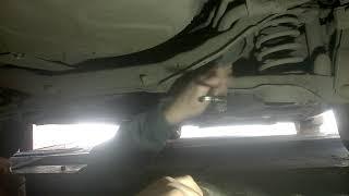 Замена задних стоек стабилизатора Форд Фокус 2 есть два вида стоек шаровые и втулочные у нас вторые.