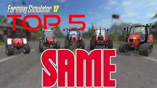 "[""farming"", ""simulator"", ""2017"", ""best"", ""mods"", ""top5"", ""fs17"", ""prezentacja"", ""showcase"", ""same"", ""tractors"", ""same explorer"", ""same argon"", ""same krypton"", ""same iron"", ""same galaxy""]"