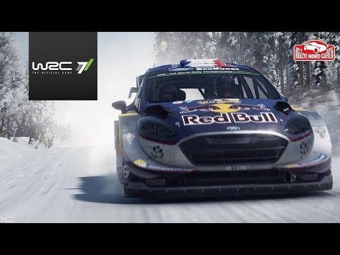 WRC 7 FIA World Rally Championship Youtube Video