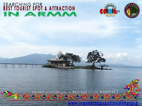 IRKG-AHBS Search for Best Tourist Spot & Attraction in ARMM  2017