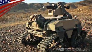 ドローン・ロボット兵器を使った米軍の近未来の歩兵戦闘 - Near-Future Infantry Battle of US Military: Using Drone & Robot Weapons