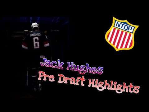 Jack Hughes Highlights | New Best American Born Player?