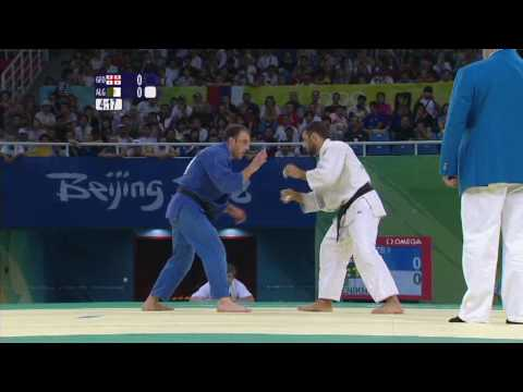 Georgia vs Algeria - Judo - Men