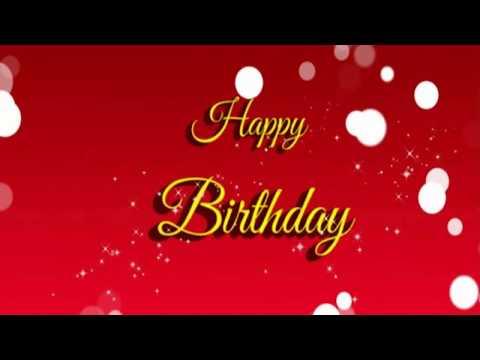 #Happy Birthday Video | #Birthday Songs Video | Birthday Wishes | #Birthday Mobile Video