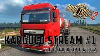 Euro Track Simulator 2 #1