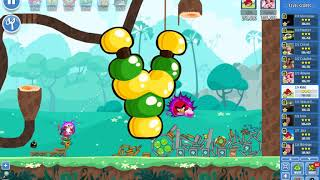 Angry Birds Friends tournament, week 342/A, level 2