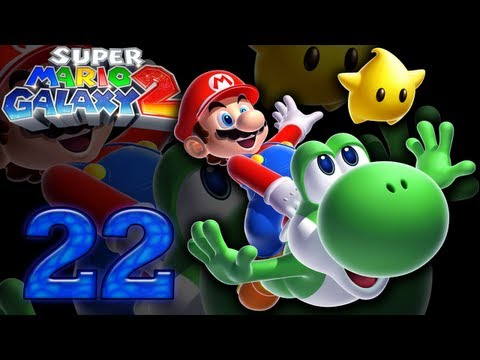 Let's Play Super Mario Galaxy 2 Part [022] [Deutsch/HD/100%] ''Lern Fliegen!''