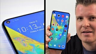 Honor View 20 Review & Unboxing (English)