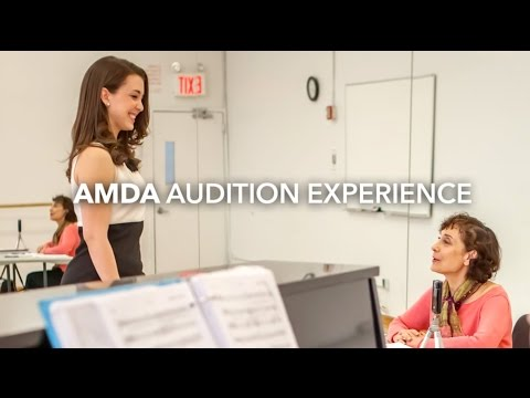 AMDA Audition Experience