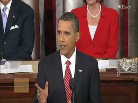 Barack Obama-Address to Congress on Health Care (September 9, 2009)