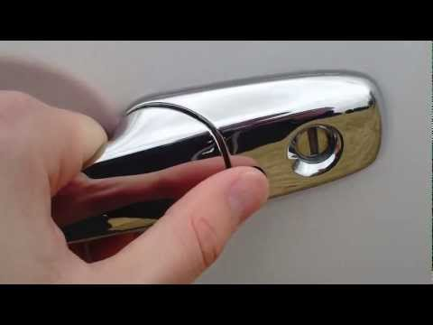 HOW TO USE YOUR SMART KEY ON A MAZDA