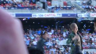 The Wanted - Glad You Came - Summertime Ball 2012