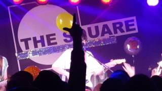 Declan mckenna isombard. At the square harlow