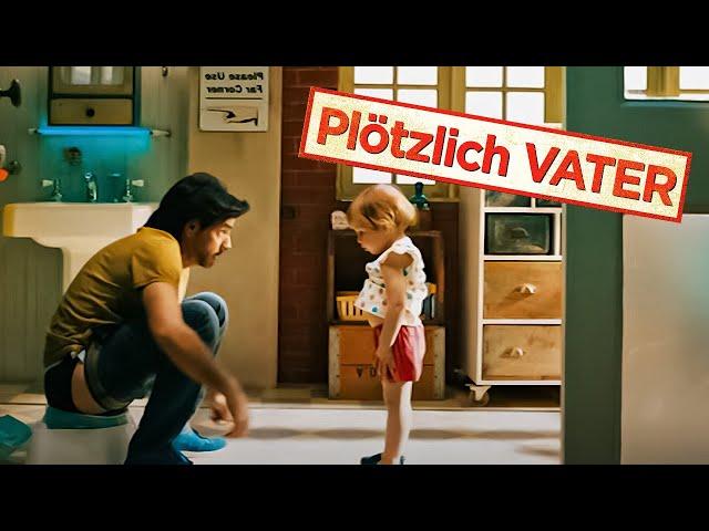 Plötzlich Vater (DRAMA KOMÖDIE auf Deutsch in voller Länge, kompletter Film für die ganze Familie)
