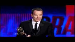 Bryan Cranston Emmy Win 2010 [HQ] thumbnail