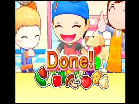 let s cook with cooking mama world kitchen dish 4 youtube