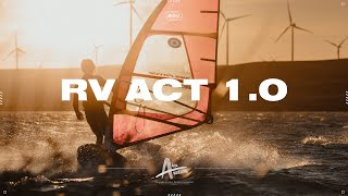 RV ACT 1.0 | Bay Area, California Windsurfing Action | Alex Mertens