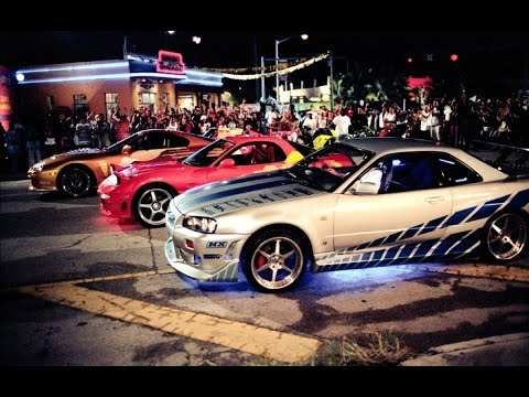 2 Fast 2 Furious trailers