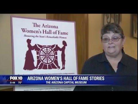 FOX 10 Phoenix @ AZCM for Women's History Month