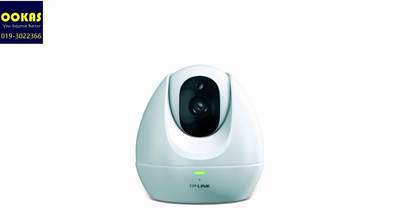 OOKAS TP-LINK NC450 Pan Tilt HD Cloud Camera