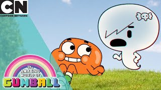 The Amazing World of Gumball | Carrie Ghosts Darwin | Cartoon Network UK