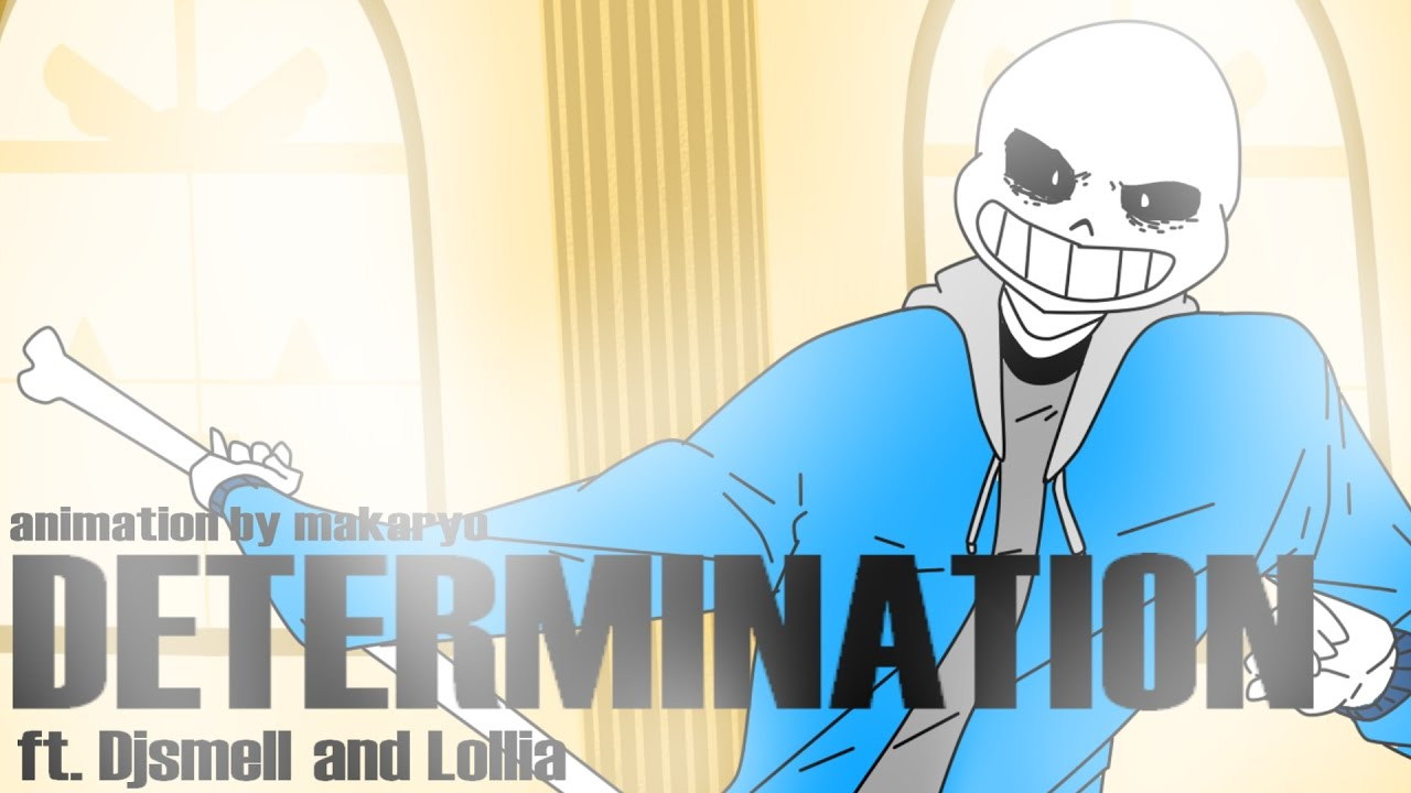 【DETERMINATION SONG】 - Undertale Genocide Animation