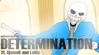 【DETERMINATION SONG】 - Undertale Genocide Animation