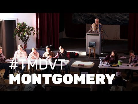 Montgomery | Town Meeting Day 2018