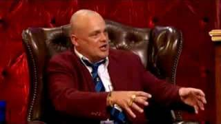 Philip Glenister on Al Murray's Happy Hour
