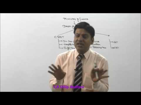 Central Excise Law : AY 16-17 : Lecture 1