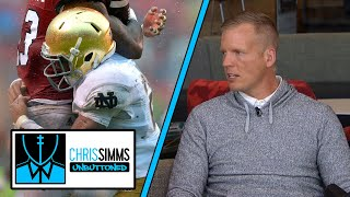 NFL Draft 2019: Chris Simms' Top 7 Cornerback Rankings | Chris Simms Unbuttoned | NBC Sports