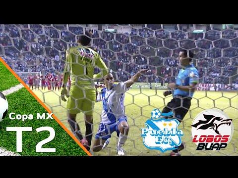 Puebla - Lobos BUAP - 2T - Semifinal (Copa MX Apertura 2014)