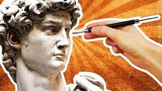 How to Make a Sculpture (PARODY)