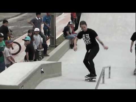 Alfa Skate Demo - Orleans