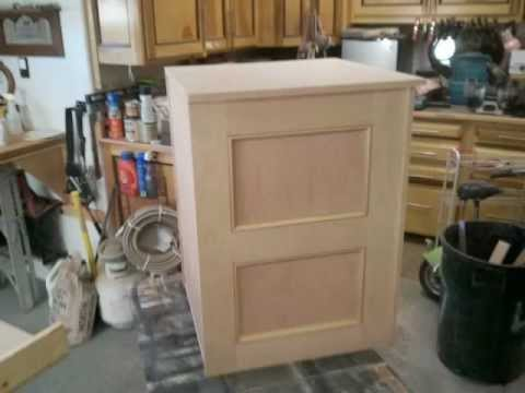 Wine Cooler Cabinet - YouTube