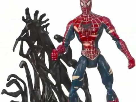 spider man 3 figurine jouet pour les enfants youtube